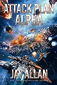Attack Plan Alpha (Blood on the Stars #16)