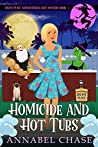 Homicide and Hot Tubs (Divine Place #2)