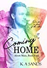 Book cover for Coming Home (Alcott Main #4)