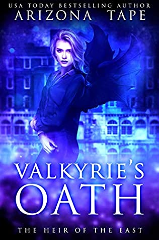 Valkyrie's Oath (The Valkyrie Games, #1)