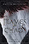 Book cover for Flames of Chaos (Legacy of the Nine Realms #1)