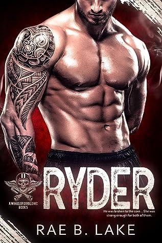 Ryder by Rae B. Lake