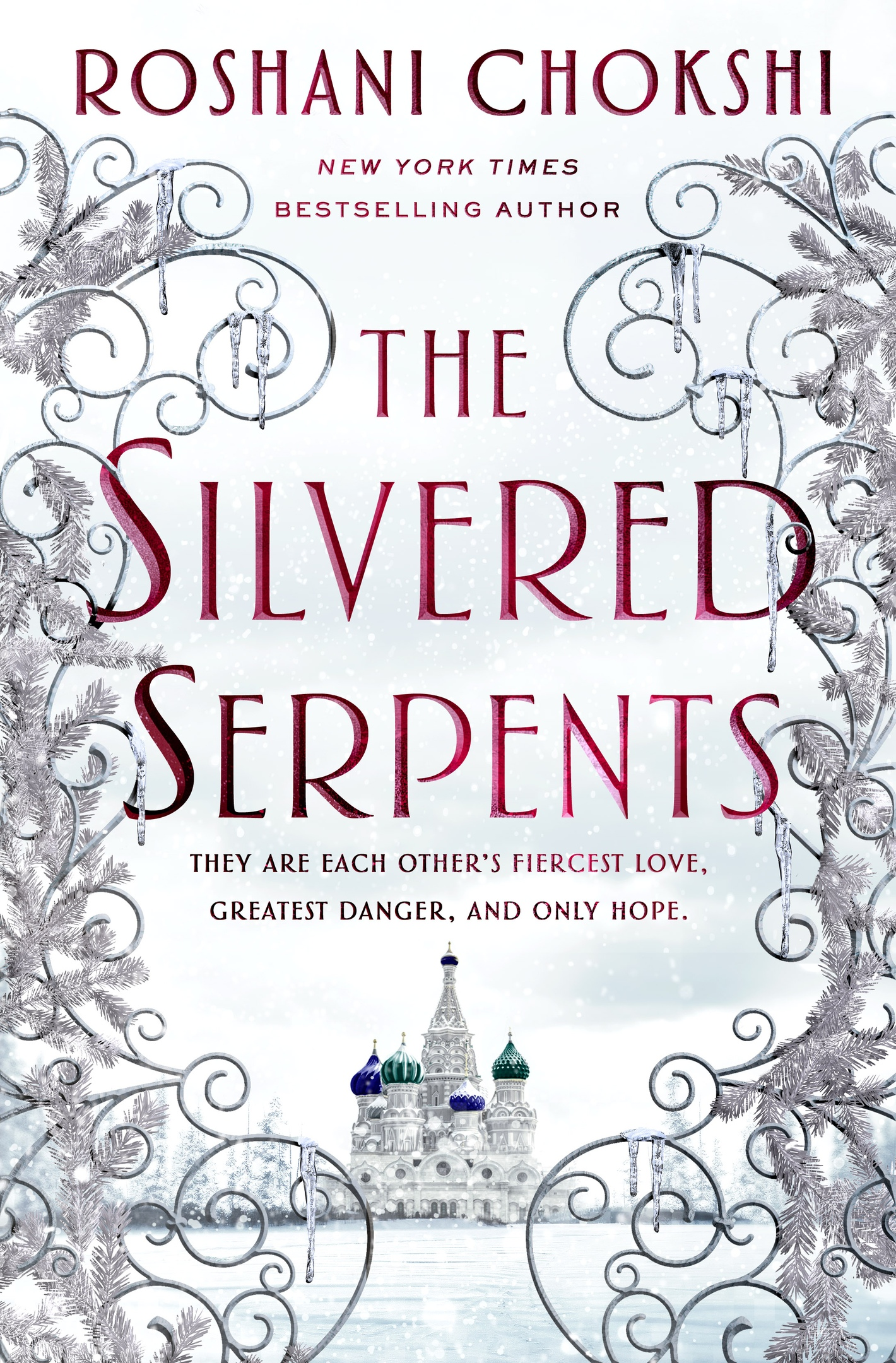 The Silvered Serpents (The Gilded Wolves, #2) by Roshani Chokshi