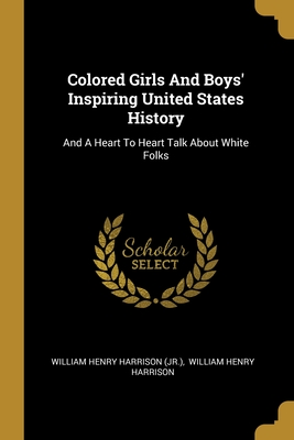 Colored girls and boys' inspiring United States history