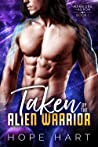 Taken by the Alien Warrior (Warriors of Agron #1)