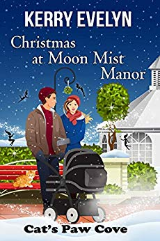 Christmas at Moon Mist Manor (Cat's Paw Cove #9)