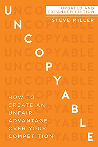 Uncopyable by Steve          Miller