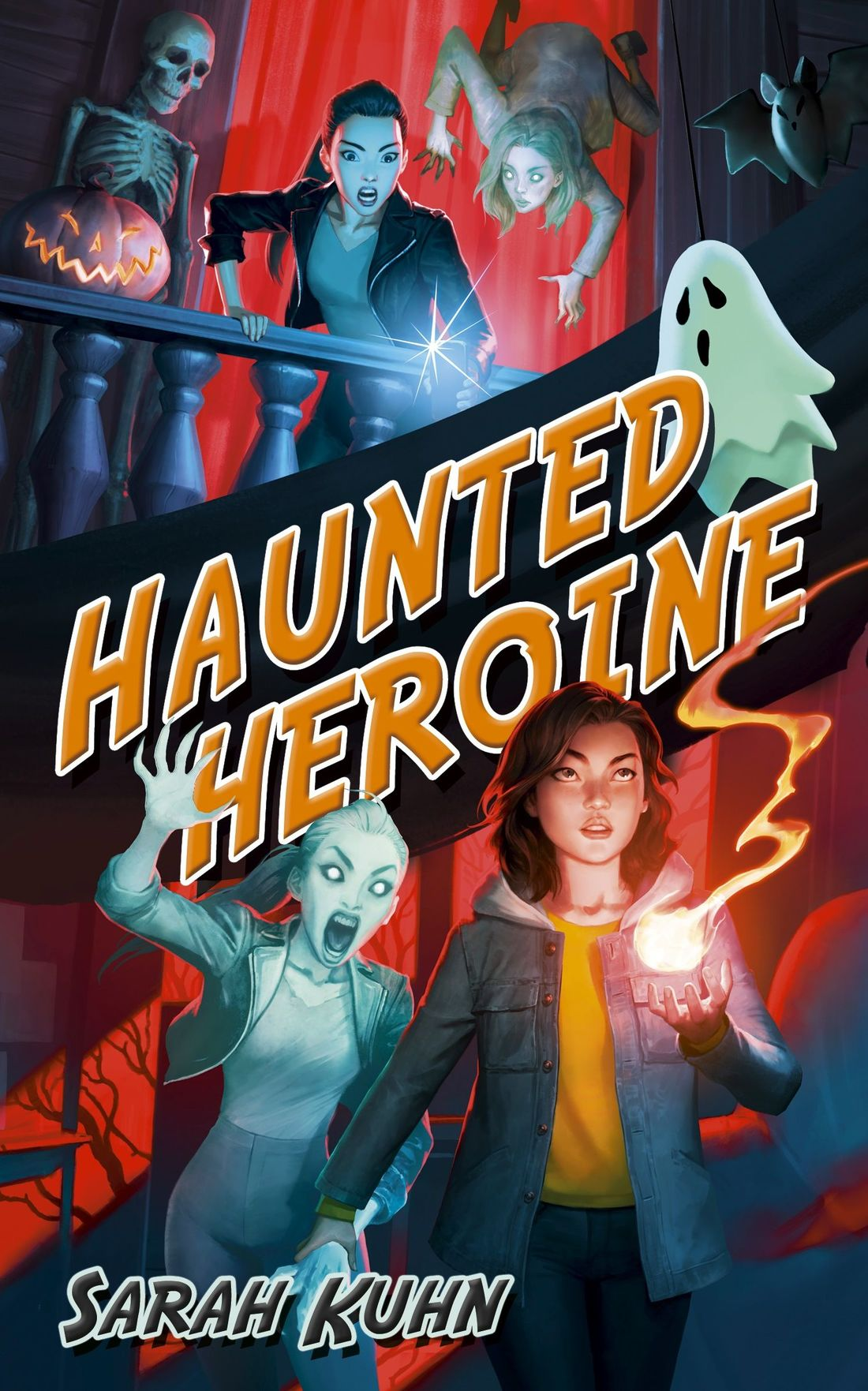 haunted heroine cover