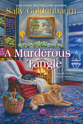 A Murderous Tangle (Seaside Knitters Society Mystery #14)