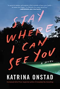 Stay Where I Can See You: A Novel