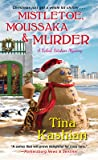 Mistletoe, Moussaka, and Murder (A Kebab Kitchen Mystery #5)