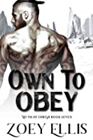 Own to Obey (Myth of Omega, #7)