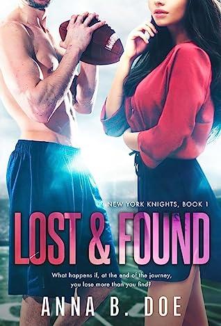 Lost & Found: Anabel & William #1  (New York Knights, #1)