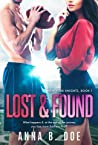 Lost & Found: Anabel & William #1  (New York Knights, #1)