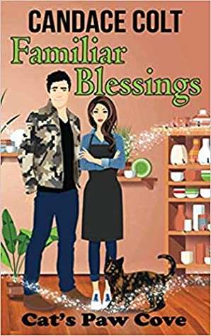 Familiar Blessings (Cat's Paw Cove #7)