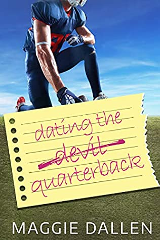 Dating the Quarterback by Maggie Dallen