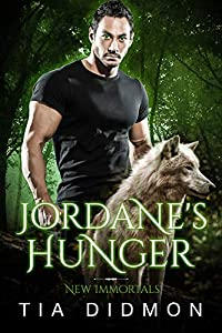 Jordane's Hunger (New Immortals #3)