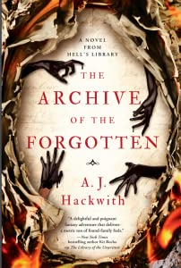 The Archive of the Forgotten (Hell's Library, #2)