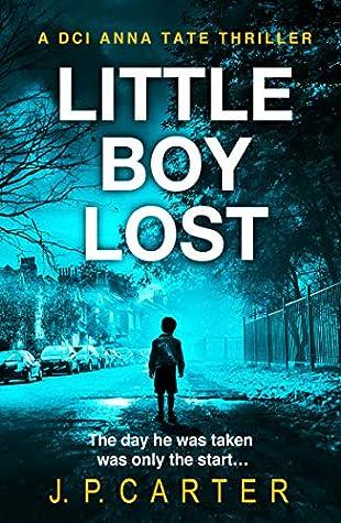 Little Boy Lost (DCI Anna Tate, #3)
