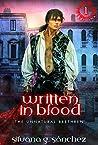 Written in Blood: A New Adult Vampire Romance Novella, Part One. (The Unnatural Brethren Book 1)