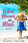 What Means the Most (Island, #1)