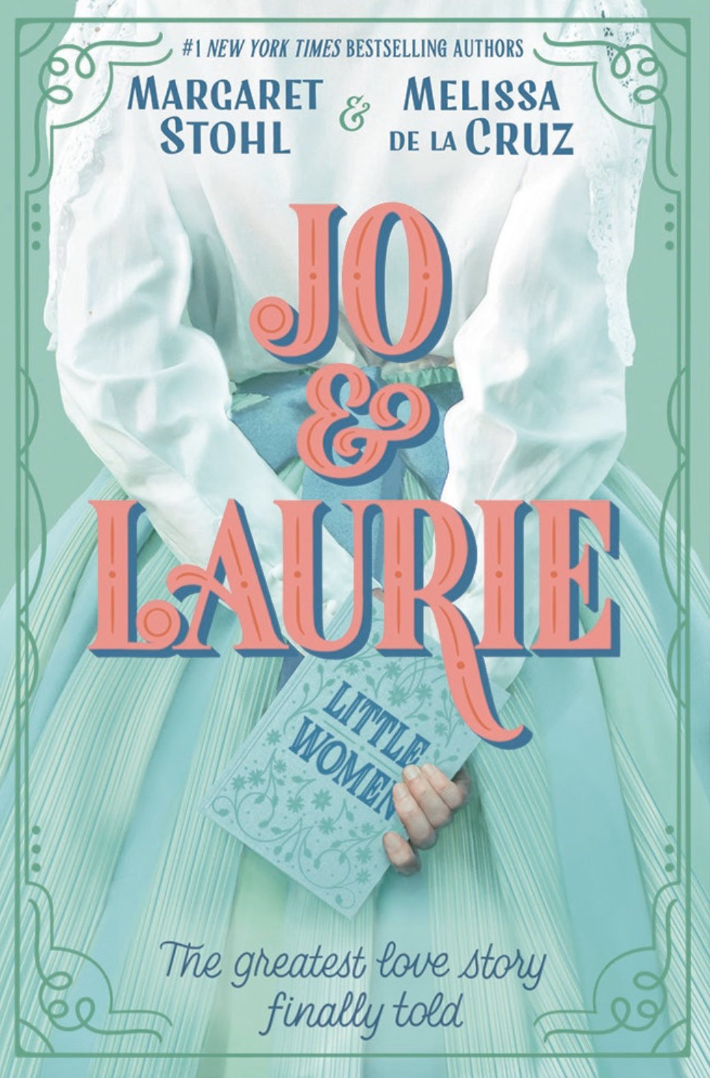 Jo & Laurie by Margaret Stohl