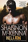 Hellion (The Hellbound Brotherhood #1)
