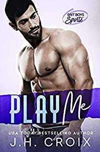 Play Me (Brit Boys Sports, #4)