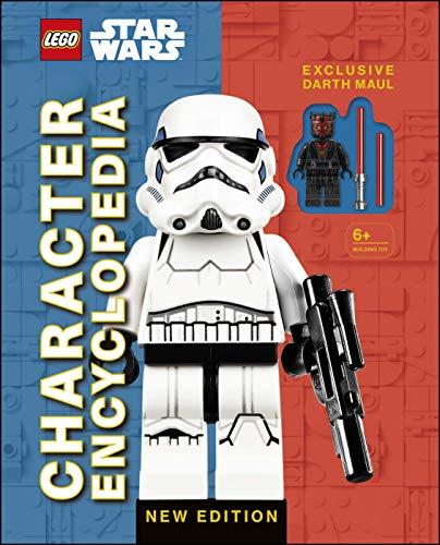 DK Publishing - Lego Star Wars Character Encyclopedia