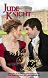 To Wed a Proper Lady (Children of the Mountain King, #1)