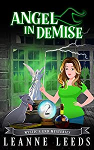 Angel in Demise (Mystic's End #2)