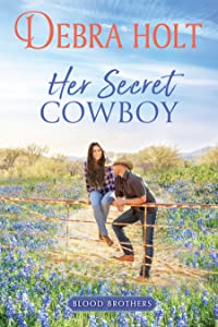 Her Secret Cowboy (Blood Brothers, #3)