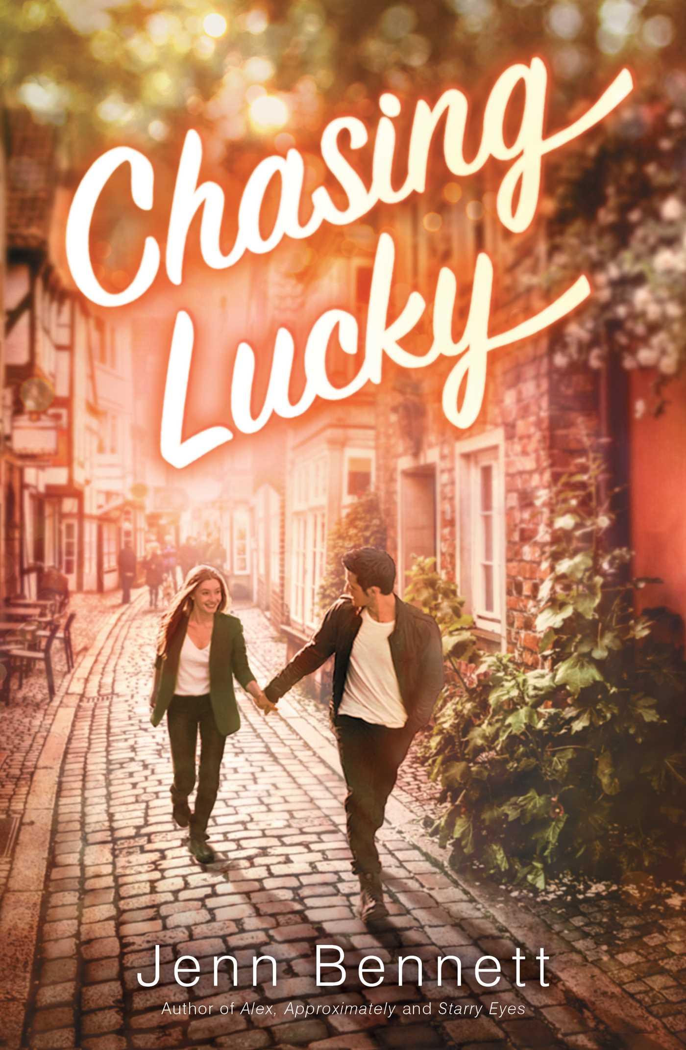 Chasing Lucky - Jenn Bennett