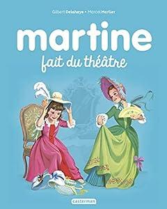 Martine fait du théâtre (Albums (8))