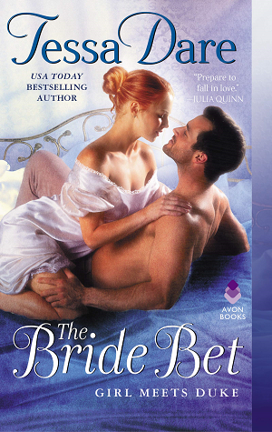 The Bride Bet (Girl Meets Duke, #4)