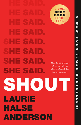 ShoutbyLaurie Halse Anderson