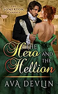 The Hero and the Hellion (The Somerton Scandals #3)