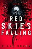 Red Skies Falling (Skybound, #2)