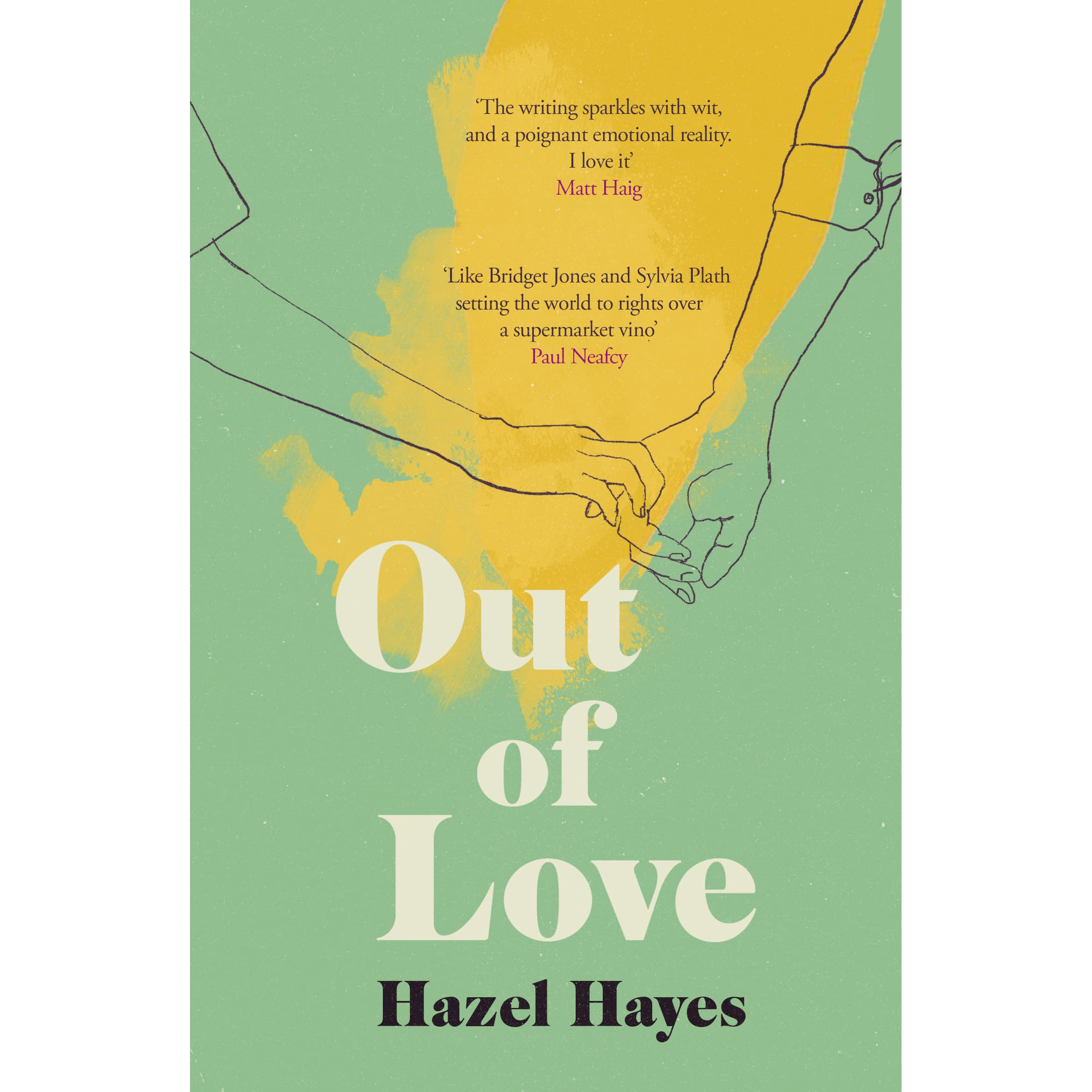Out of Love by Hazel Hayes