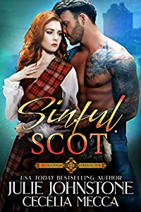 Sinful Scot (Highlanders Through Time, #1)