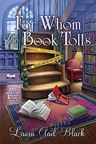 For Whom the Book Tolls by Laura Gail Black
