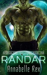 Randar (Intergalactic Soulmates, #1)