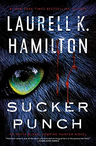 Book Review: Sucker Punch by Laurell K Hamilton