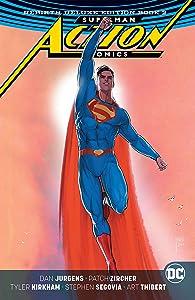 Superman: Action Comics: The Rebirth Deluxe Edition Book 2