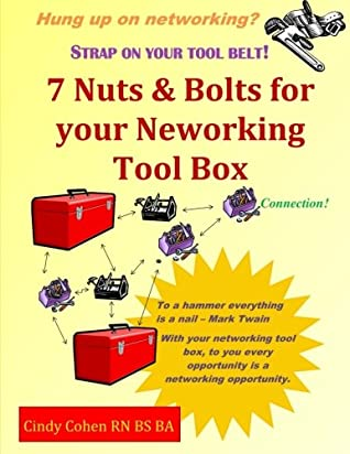 7 Nuts and Bolts for Your Networking Tool Box