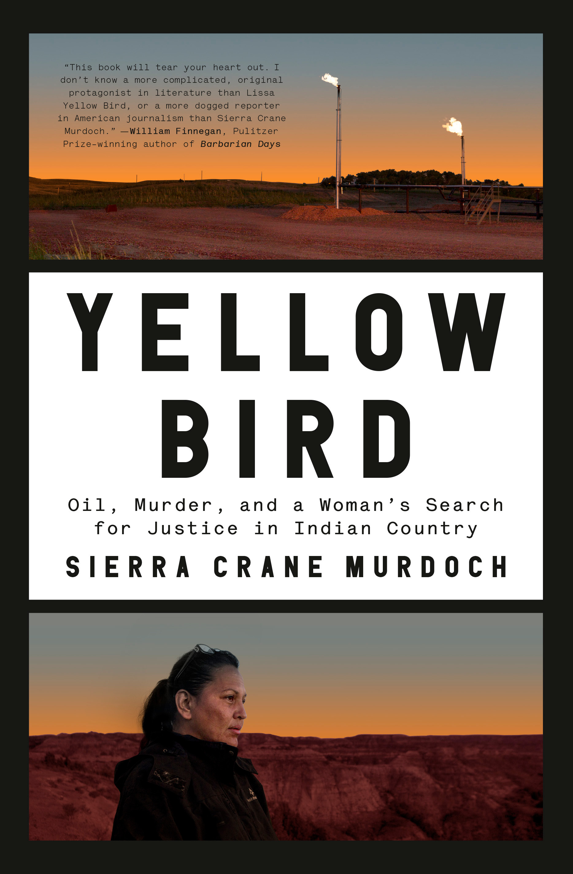 Yellow Bird Oil Murder and a Womans