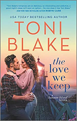 The Love We Keep (Summer Island #3)