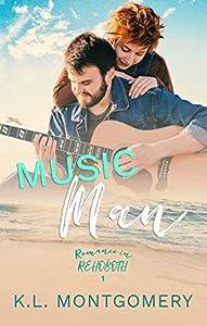 Music Man (Romance in Rehoboth #1)