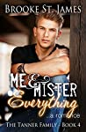 Me & Mister Everything: A Romance (Tanner Family, #4)