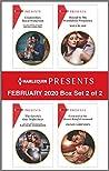 Harlequin Presents - February 2020 - Box Set 2 of 2